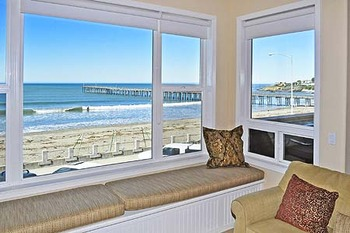 Vacation Rental Interior at Cayucos Vacation Rentals