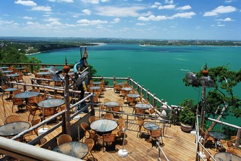 Lake view at Lake Travis & Co.
