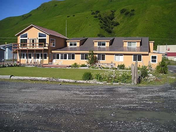 Kodiak sportsman 39 s lodge old harbor kodiak island ak for Best fishing lodges in alaska