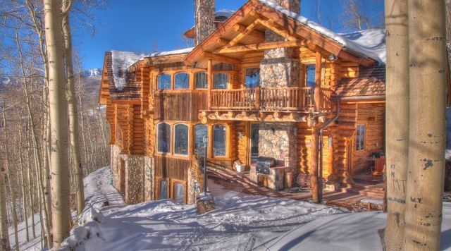 Skyrun vacation rentals telluride colorado telluride for Telluride co cabine