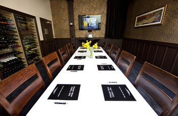 Meeting room at Mount View Hotel & Spa.