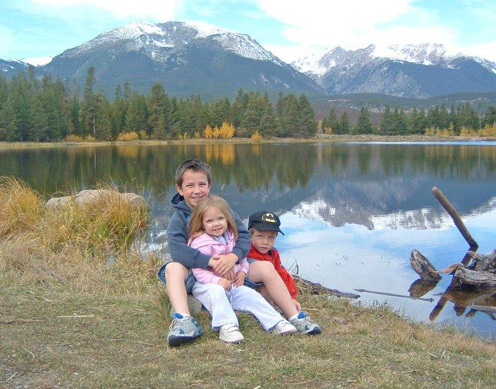 Family at Summit Vacations.