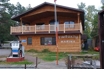 Exterior View of Timbuktu Marine & Cabin