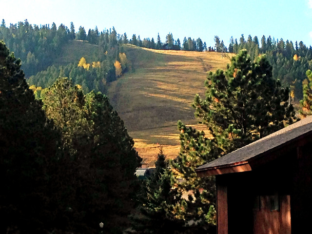Rental view at Resort Properties of Angel Fire.