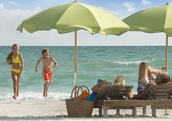 Beach Fun at Longboat Key Club