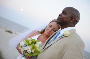 Wedding at The Villas of Amelia Island Plantation.