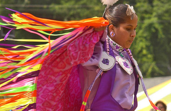 Native American festivals at Great Smokys Cabin Rentals.