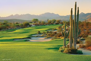 Golf course at SkyRun Vacation Rentals - Scottsdale, Arizona.