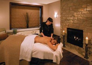 Massage at Spa at The Osthoff Resort