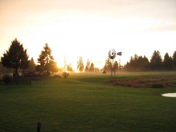 Lockes Landing Golf Course near Rain Forest Resort Village.