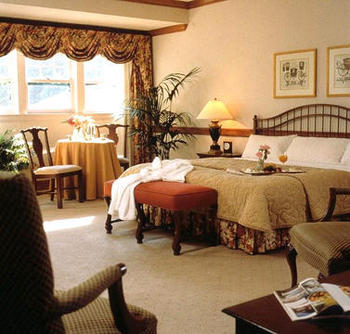 Guest Room at Stonehedge Inn and Spa