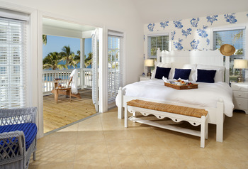 Guest Room at Tranquility Bay Beach House Resort.