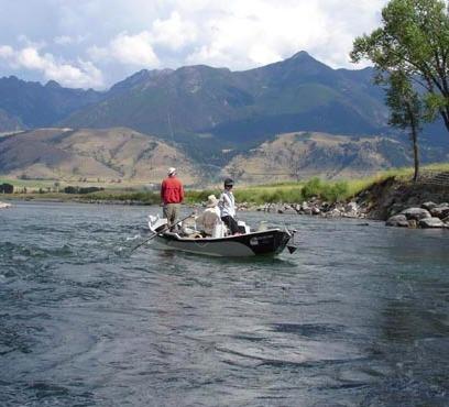 Gallatin river lodge bozeman mt resort reviews for Bozeman mt fishing
