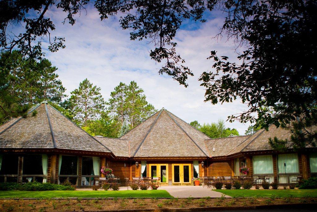 Conference center at Garland Lodge & Resort.