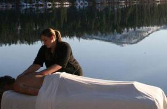 Spa Massage at The Lodge at Suttle Lake