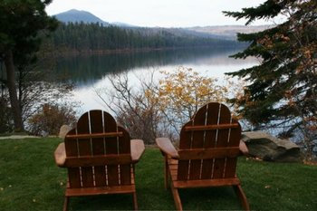 Relax at The Lodge at Suttle Lake