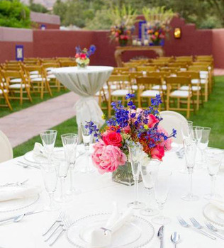 Wedding Ceremony at Sedona Rouge Hotel & Spa