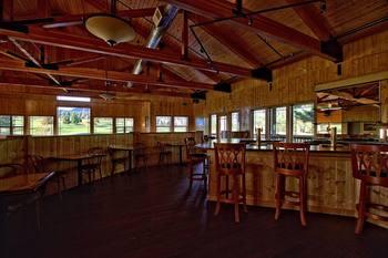 Dining room at Carson Hot Springs Spa.