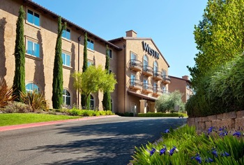 Exterior view of The Westin Sacramento.