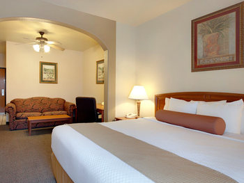 Guest Room at Best Western Plus Hill Country Suites