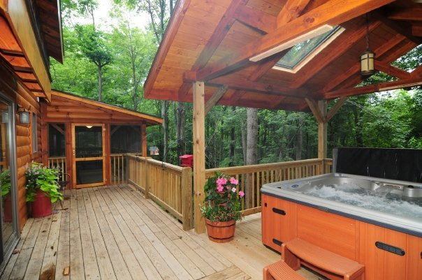 getaway cabins south bloomingville oh resort reviews