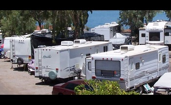 RV Park at Havasu Springs Resort.