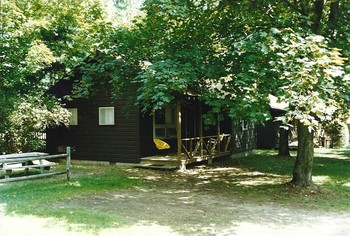 Cabin at Lake George Cabins at Shallow Beach Resort