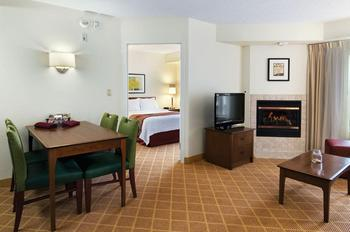 Guest Room at the Residence Inn Toronto Mississauga/Meadowvale