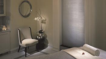 Spa room at The Ritz-Carlton, Laguna Niguel.