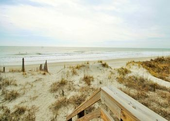 The beach at Access Realty Group.
