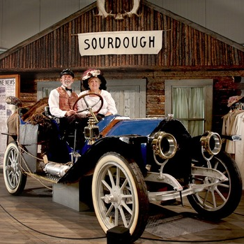 Fountainhead Antique Auto Museum at Wedgewood Resort.