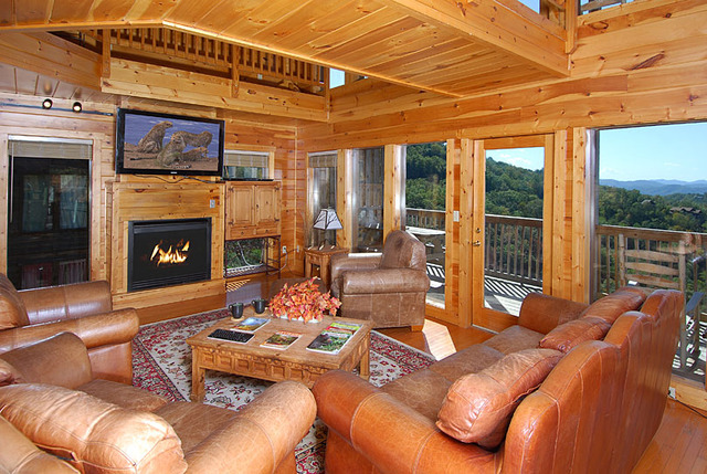 Sevierville vacation rentals cabin the last resort for 8 bedroom vacation homes