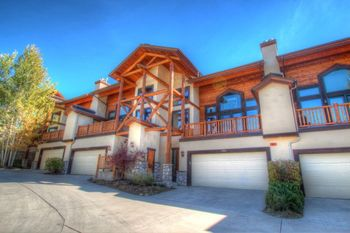 Vacation rental exterior at SkyRun Vacation Rentals - Steamboat Springs, Colorado.