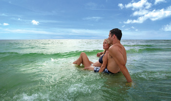 Romantic getaways at TradeWinds Island Grand.