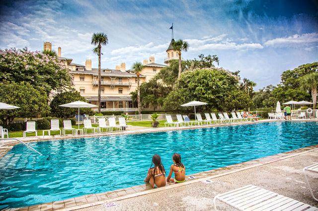 Jekyll Island Club Hotel Jekyll Island Ga Resort