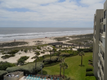 Rental view at Amelia Island Rentals, Inc.