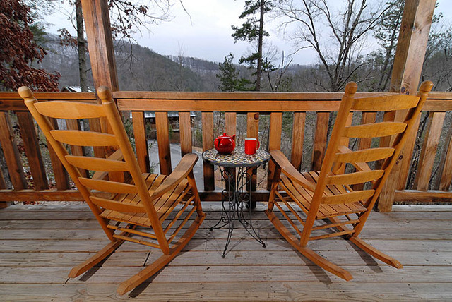 Pigeon forge vacation rentals cabin bear hearts 1 bedroom log cabin in pigeon forge for 1 bedroom cabin rentals in pigeon forge