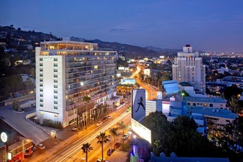Exterior view of Andaz West Hollywood - A Hyatt Hotel.
