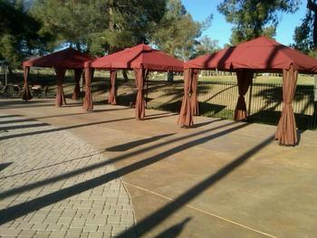 Cabanas at Scottsdale Resort & Conference Center.