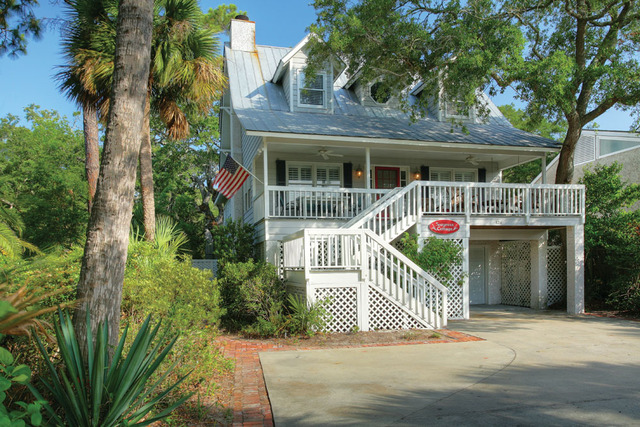 St simons island vacation rentals cottage 4 bedroom - 4 bedroom houses for rent in brunswick ga ...