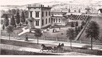 Historical sketch of Camellia Inn.