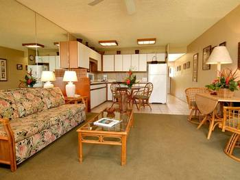 Spacious accommodation at Hale Kai O Kihei