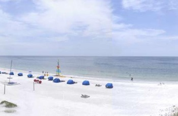 Sandy Beaches at  Vistas On the Gulf