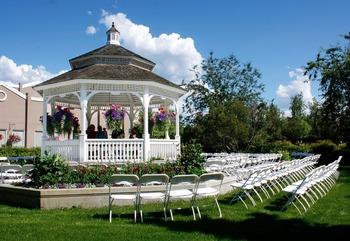 Wedding at Wedgewood Resort.