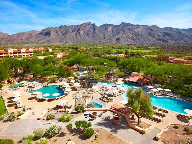 The Westin La Paloma Resort Spa Tucson Az Resort Reviews