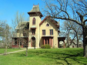 Leduc Historic Estate near Nichols Inn and Suites.
