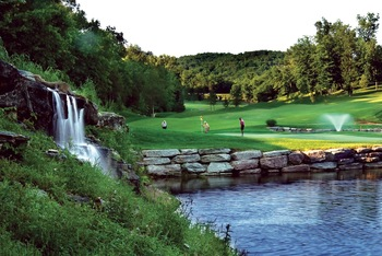 Golf course near The Branson Stone Castle Hotel & Conference Center.