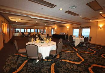 Conference at Driftwood Shores Resort and Conference Center.