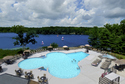 Outdoor Pool at Woodloch Resort
