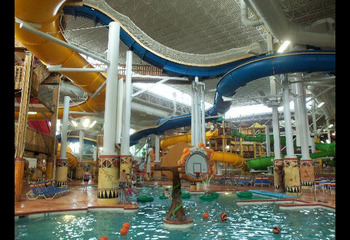 Water park near Ambers Resort and Conference Center.